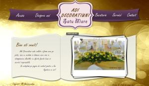 decoratiuni nunta satu mare